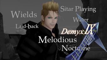 just a casual Demyx fan