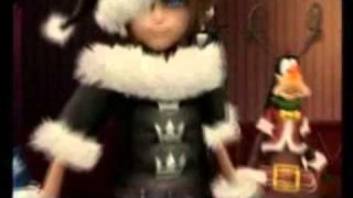 Kingdom Hearts World MV: Christmas Town