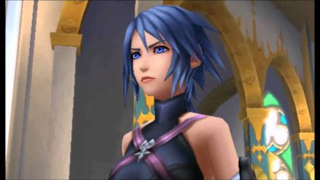 Aqua Tribute-Kingdom Hearts