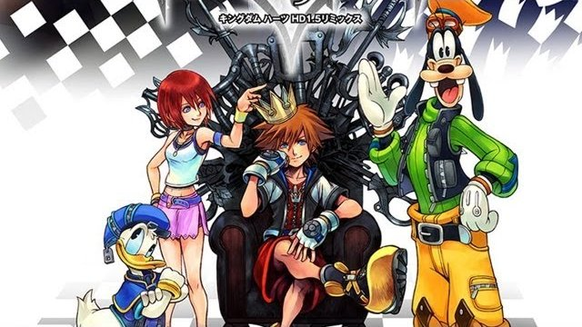 KH 1.5 Remix - Chain of Memories vs Axel