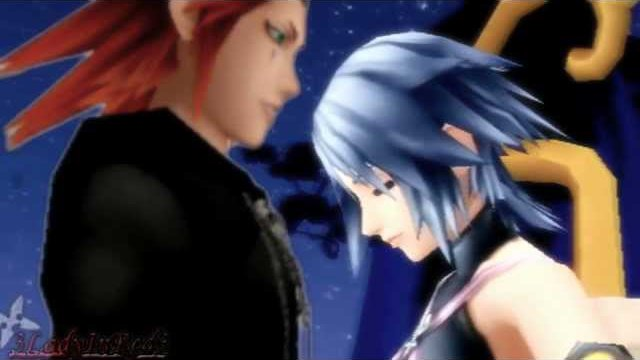 Kingdom Hearts - Yours To Hold